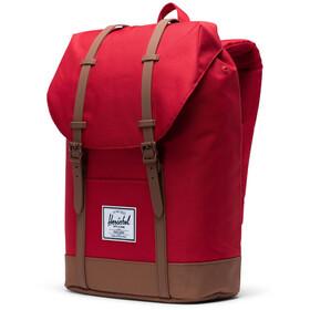 Herschel Retreat Backpack 19,5l red/saddle brown